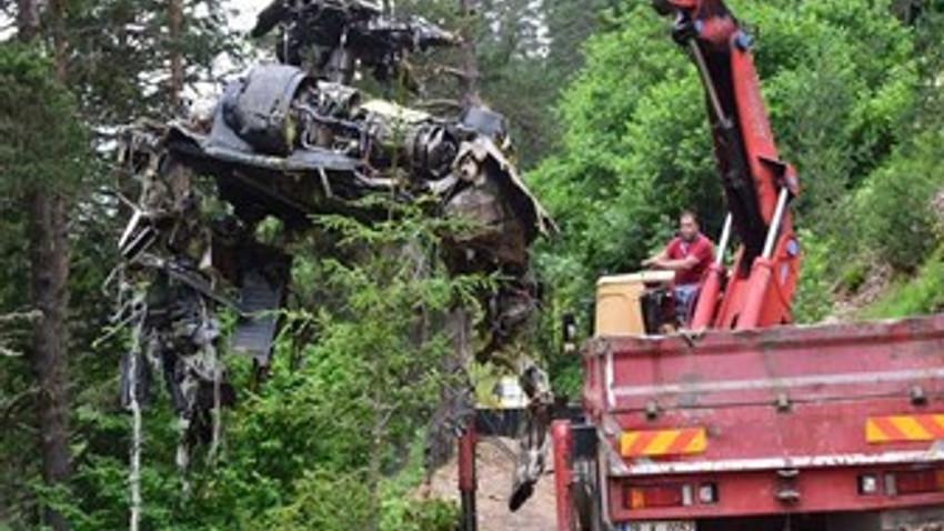 Helikopter kazasında delil mi karartılıyor?..