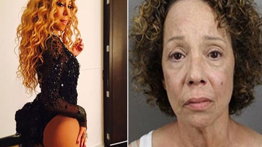 Ünlü şarkıcının ablası fuhuş iddiasıyla tutuklandı