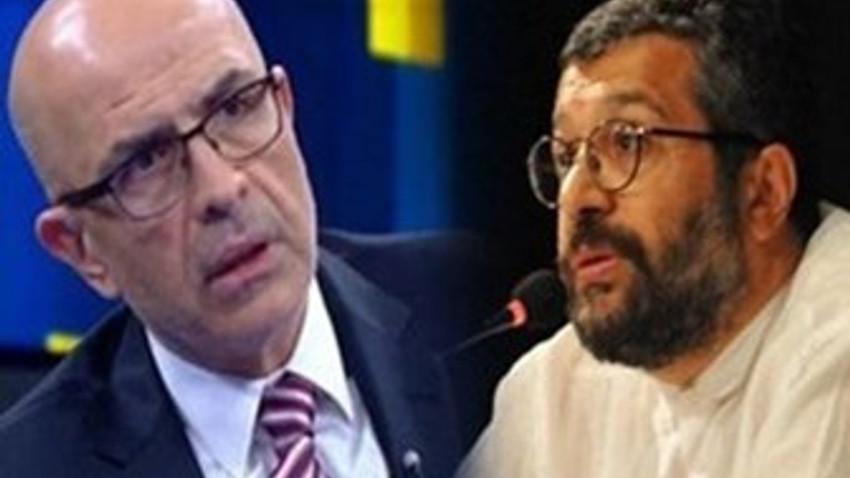 Enis Berberoğlu'ndan, Soner Yalçın'a 'çağrılı' yanıt: Gizli ya da açık tanık olsun