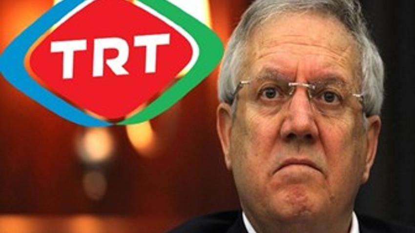 Aziz Yıldırım'dan TRT muhabirine jet tepki!