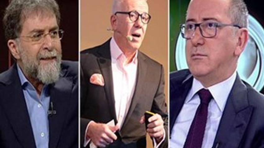 Ertuğrul Özkök'ün bu yazısı Ahmet Hakan'ı kızdıracak: Köşe yazarları penisten niye bu kadar korkuyor?
