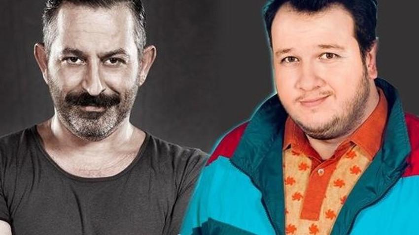 Şahan Gökbakar'dan Cem Yılmaz'a 'goygoycu' göndermesi!