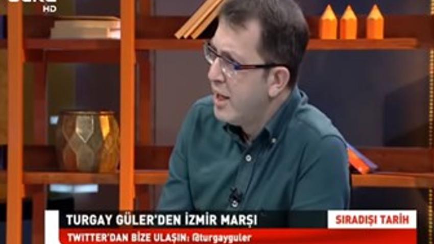 Turgay Güler'den Medyaradar'a İzmir Marşı açıklaması: O marş kimsenin babasının malı değil! Okudum çünkü...
