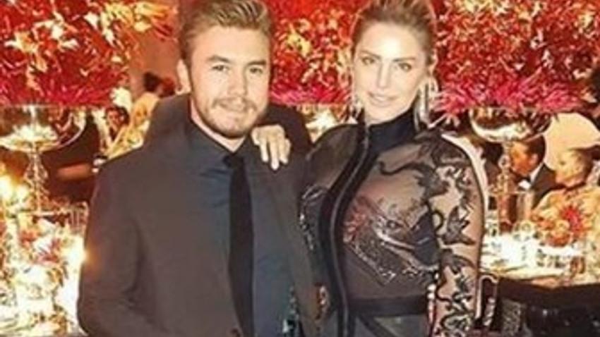 Mustafa Ceceli'nin eşi Selin İmer'den transparan kıyafet!
