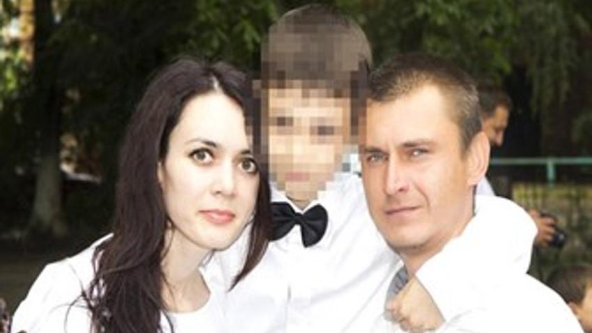 Velayet davası kanlı bitti! Ünlü spiker 9 yaşındaki oğlunun yanında öldürüldü!