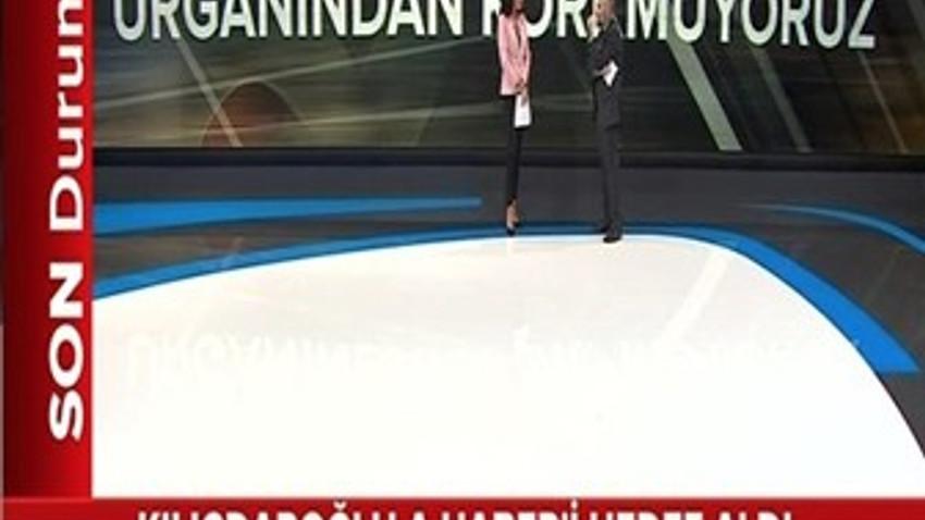 """Kılıçdaroğlu'nun hedef aldığı A Haber'den tepki yayını: """"Yağlı urganından korkmuyoruz!"""""""