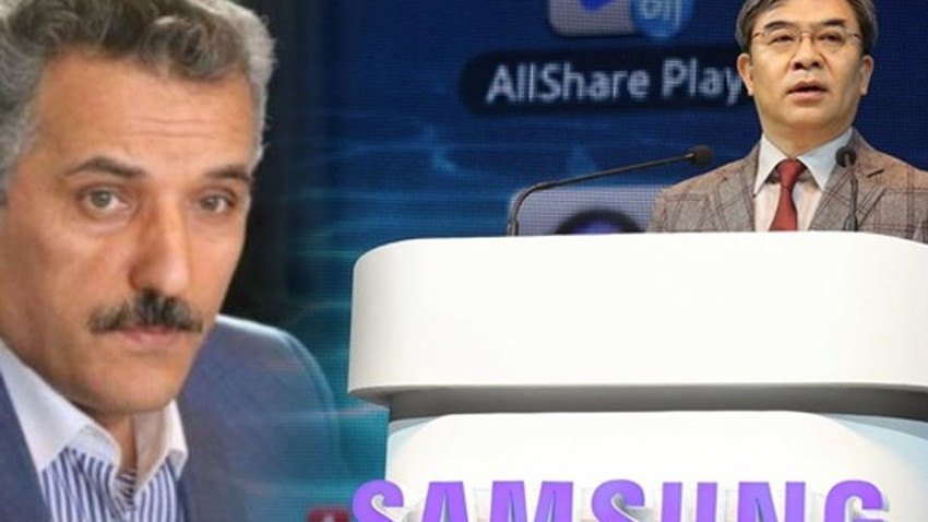 Samsung'dan 'Samsun' açıklaması!