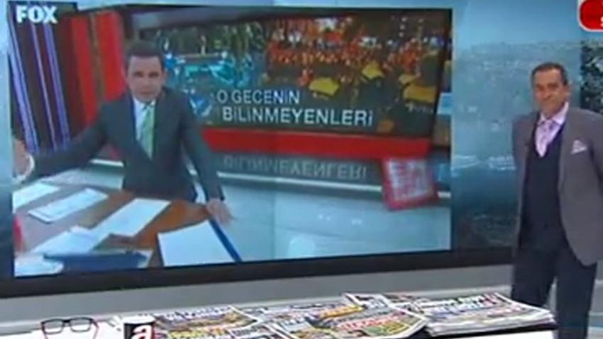 Erkan Tan Fatih Portakal'ı hedef aldı: Sana vatan haini bile demiyoruz, çünkü...