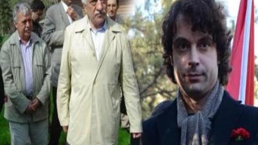 Özgür Mumcu'dan Hüseyin Gülerce'ye yaylım ateş: Fethullah Gülen'in ibrikçibaşı! Bukalemun!