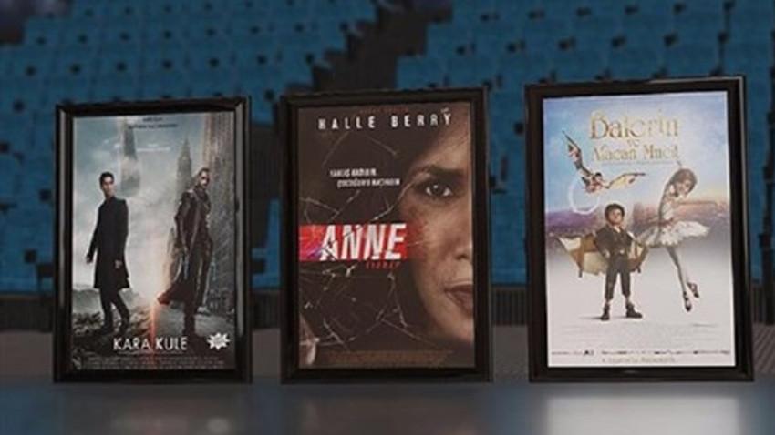 Bu hafta 8 film vizyona giriyor!