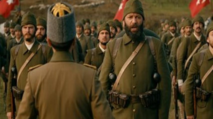 """Habertürk TV eleştirmeni """"Kut'ül Amare""""yi yazdı: Dizi sektöründe bir ilk!"""