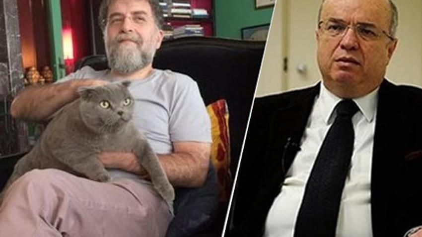 Ahmet Hakan'dan Fehmi Koru'ya 'Sözcü' tepkisi: Bugüne kadar ne bekledin?