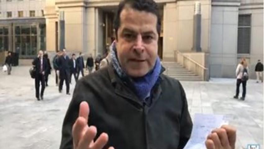 Cüneyt Özdemir FETÖ davasında tanık oldu!