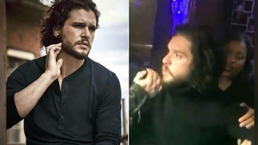 Game of Thrones'un Jon Snow'u kovuldu