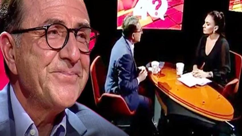 Ünlü profesör Osman Müftüoğlu'nu ağlatan soru! 'O da beni bilseydi çok iyi olurdu'