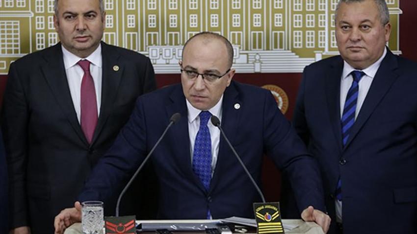 """MHP milletvekilinden gazeteciye: """"İş Bankası'nda hissen mi var lan"""""""