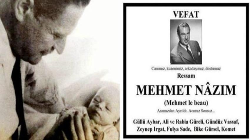 Ünlü ressam açıkladı; Mehmet Nâzım, nasıl Gary Cooper oldu?