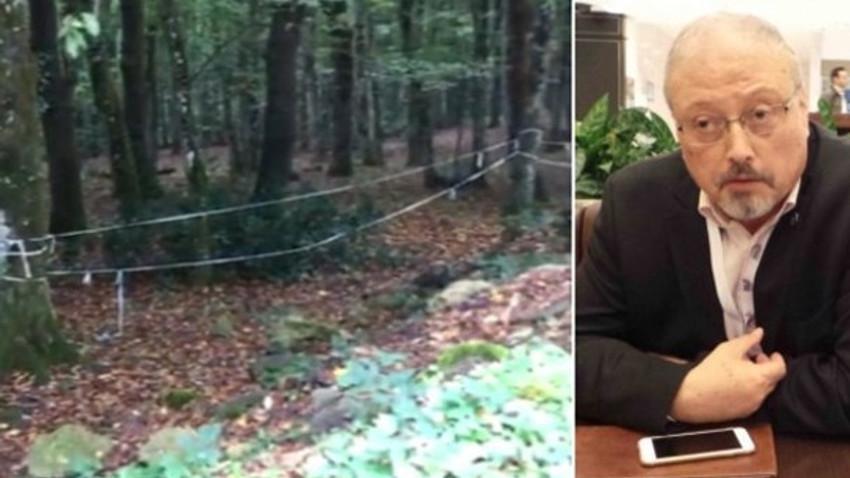 Polis didik didik arıyor! Cemal Kaşıkçı Belgrad Ormanı'na mı gömüldü?