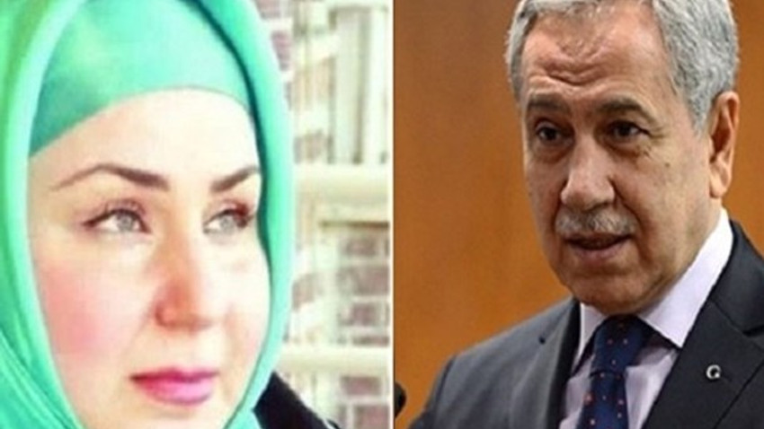 Kovulan Akit yazarı, Bülent Arınç'ı Twitter'dan bombaladı: Yasak ilişkisi var, kadın hamile!
