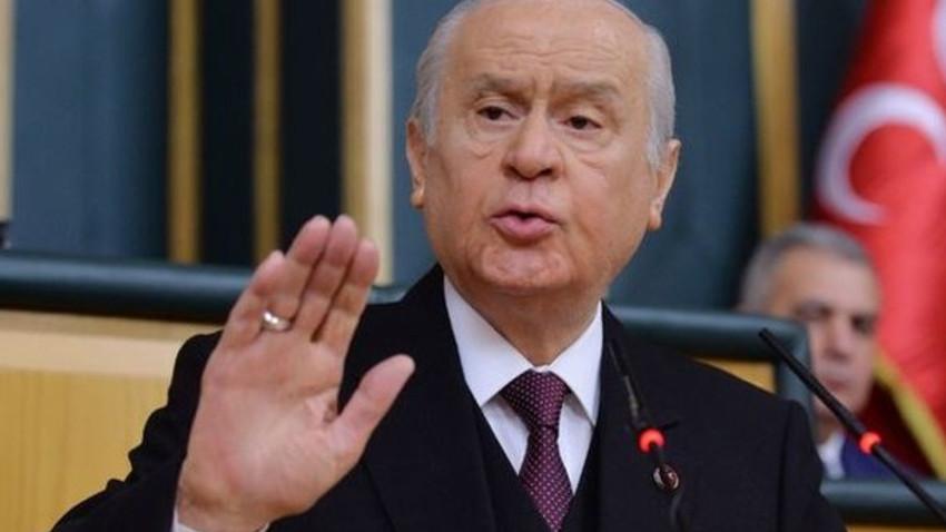 Devlet Bahçeli resti çekti; AKP-MHP ittifakı sona erdi! Gafiller unutmasınlar...
