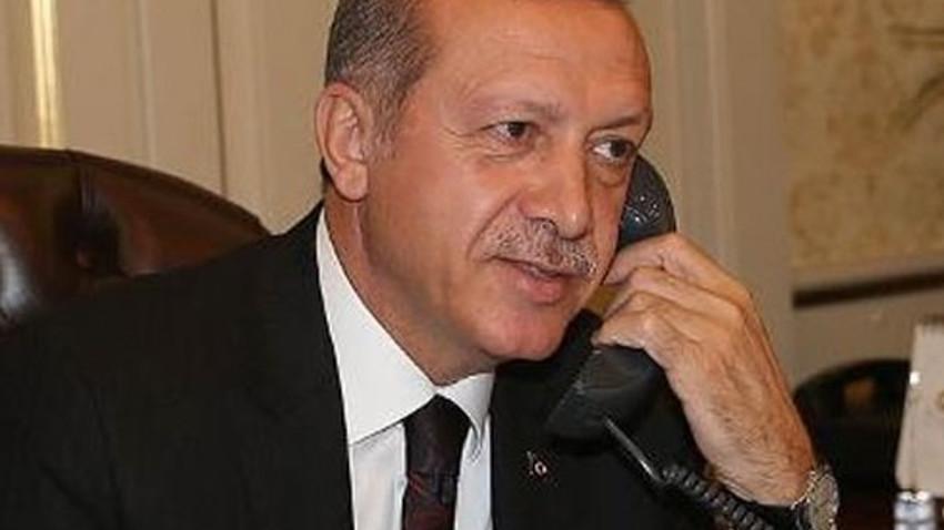 Cumhurbaşkanı Erdoğan'dan Kaşıkçı ailesine telefon!