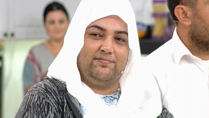 Zahide Yetiş'in programına katılan sakallı kadın görenleri şaşırttı! (Medyaradar/Özel)