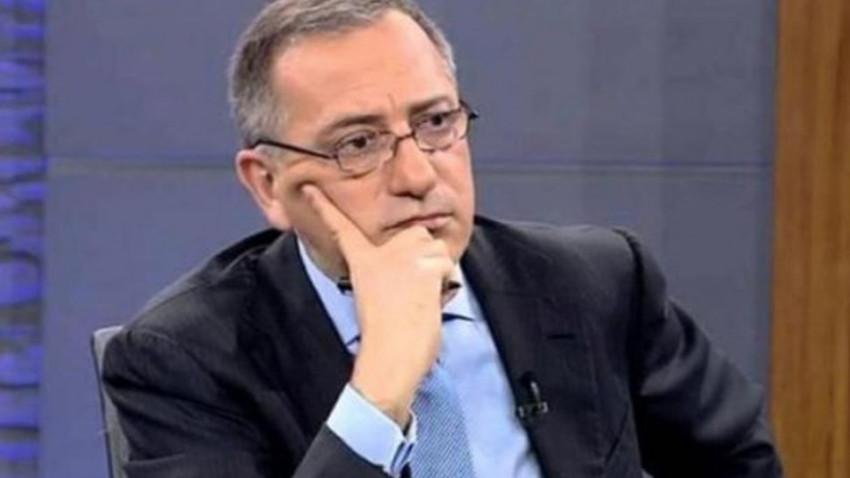 Fatih Altaylı o görüntülere isyan etti! Bu gazetecilik mi? Başlarım çekimine!