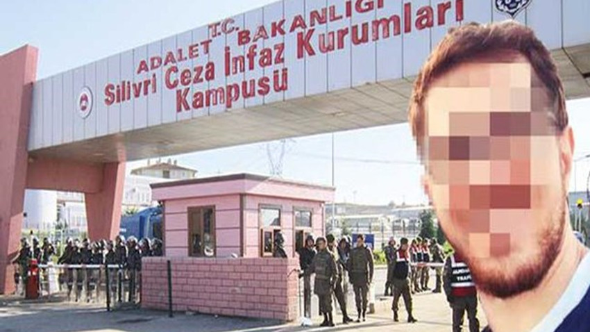 Silivri'de rezalet! FETÖ'cü subay avukatıyla eşcinsel ilişkiye girerken yakalandı!