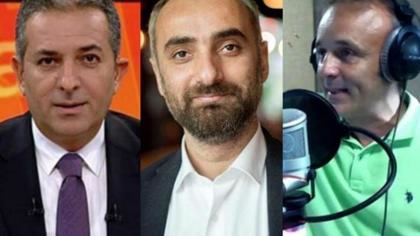 Üç gazetecinin yeni adresi belli oldu! Hangi programda buluştular? (Medyaradar/Özel)