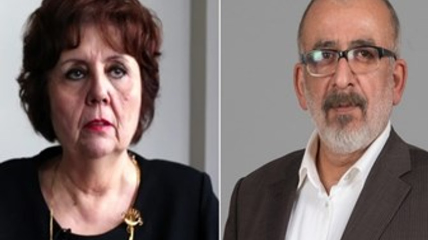 """Ahmet Kekeç """"28 Şubat'ın sivil ayağı"""" demişti; Ayşenur Arslan'dan yanıt geldi: İktidarın susturucularından korkup susmayız!"""""""