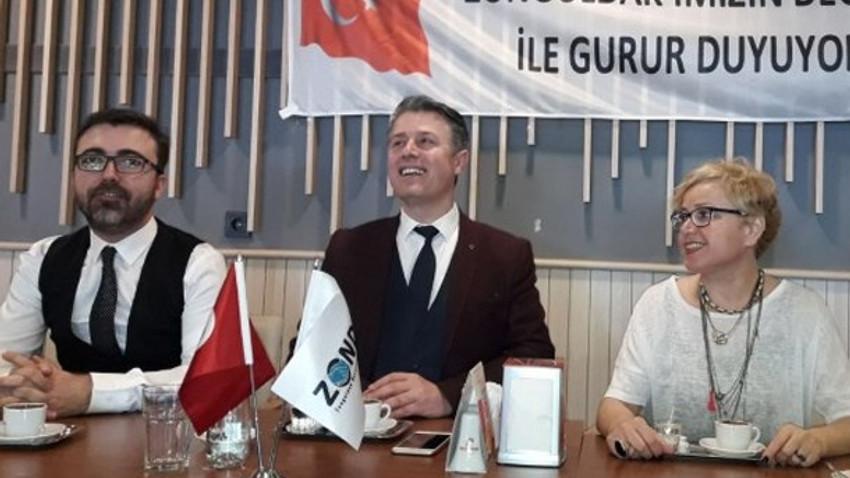 ZONDEF'ten Diriliş Karatay'a destek!