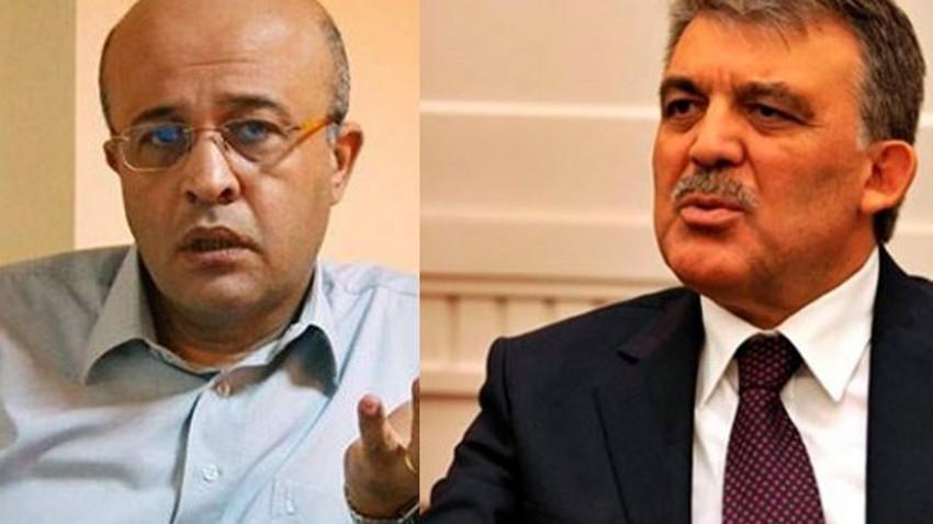 """Abdullah Gül'ün ofisinden 'Ahmet Takan' açıklaması: """"Görevi bıraktığı günden itibaren..."""""""