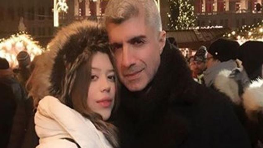 Özcan Deniz ile Feyza Aktan'ın nikahından ilk görüntü!