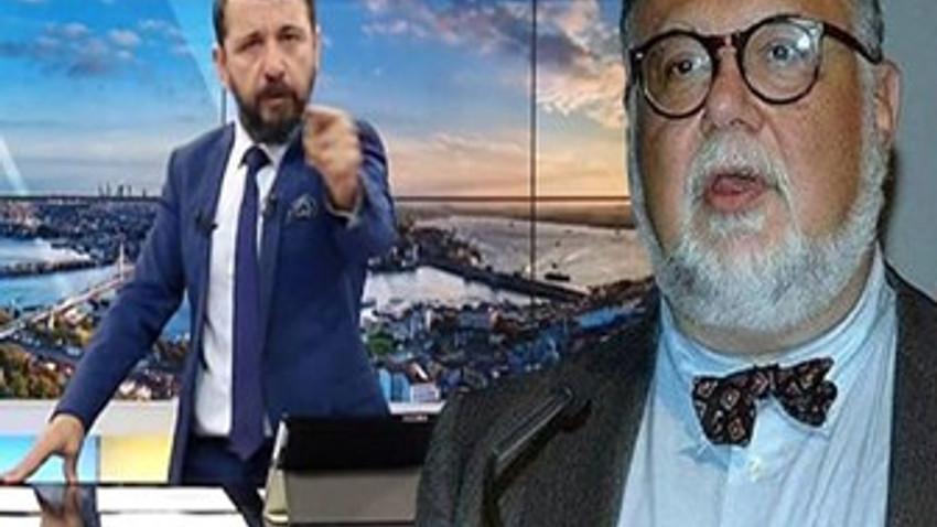 Ahmet Hakan'dan bomba Celal Şengör yazısı: Sen de sosyal deney yaptım desene! Salak Akit'çi!