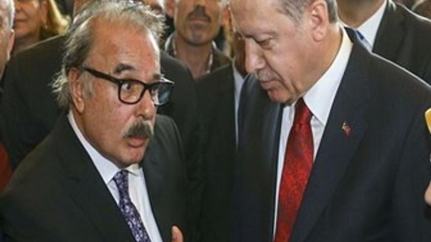 Ferdi Tayfur, Cumhurbaşkanı Erdoğan'ın yere göğe sığdıramadı: Gülümsemesi yeter bize!