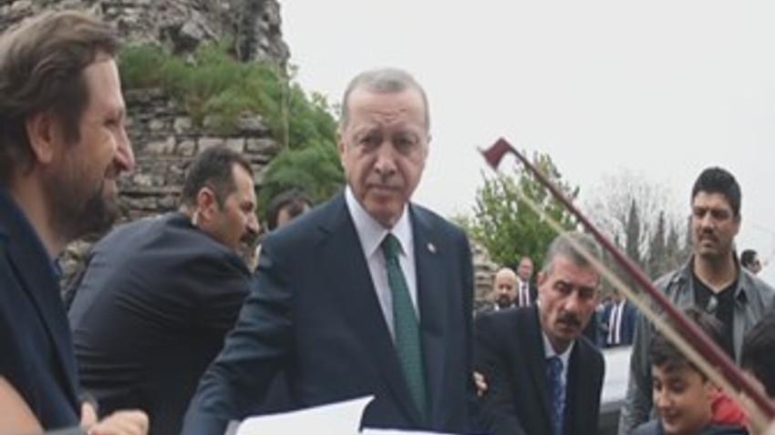 Fatih Belediyesi Sulukule Sanat Akademisi çaldı Cumhurbaşkanı Erdoğan söyledi