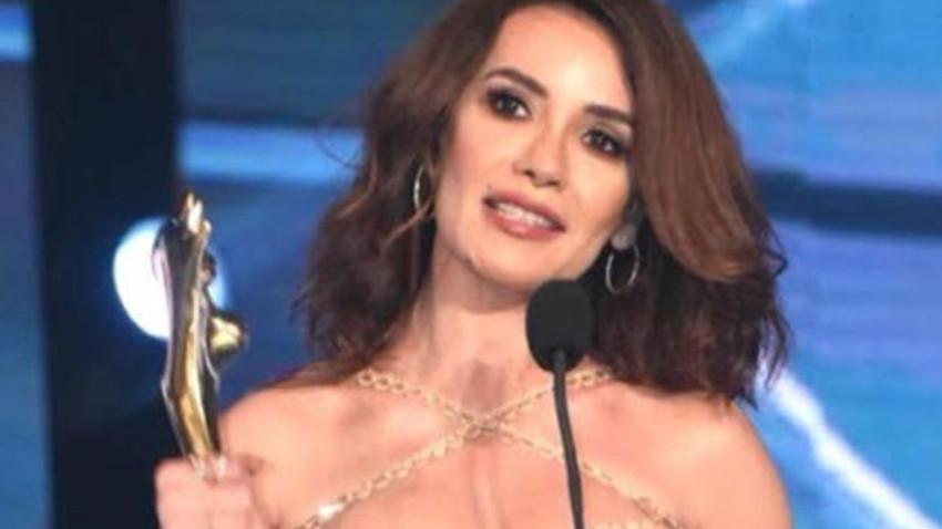 Songül Öden'e Ortadoğu'dan anlamlı ödül!