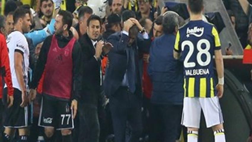 TFF olaylı Fenerbahçe-Beşiktaş derbisi için kararını verdi!
