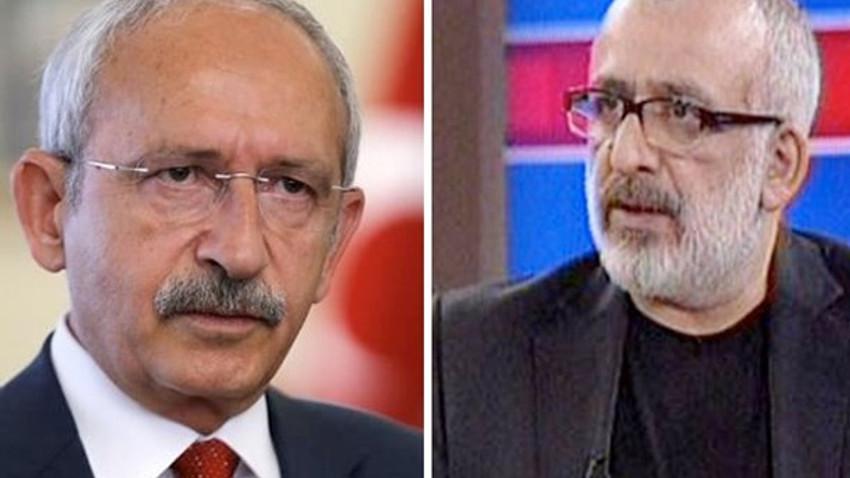 """Ahmet Kekeç'ten Kılıçdaroğlu'nun sözlerine tepki: Sanatçı dediğin """"hendekteki arkadaşlara"""" koşmalı..."""