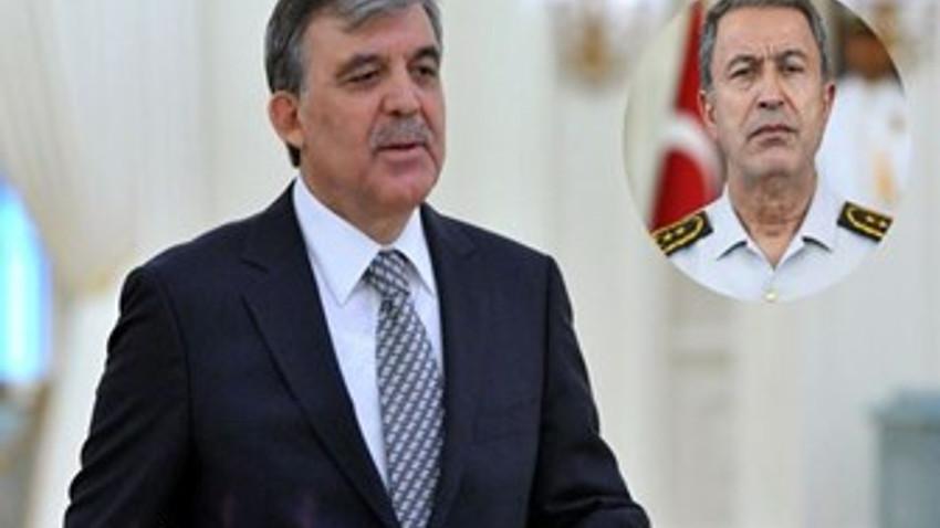 """Sabah yazarından bomba kulis: Hulusi Akar Gül'e """"Erdoğan'la temasa geç"""" dedi"""
