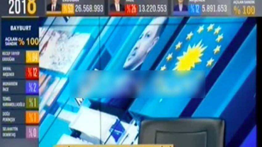 İzleyenler dondu kaldı! Anadolu Ajansı seçim sonuçlarını mı açıkladı?
