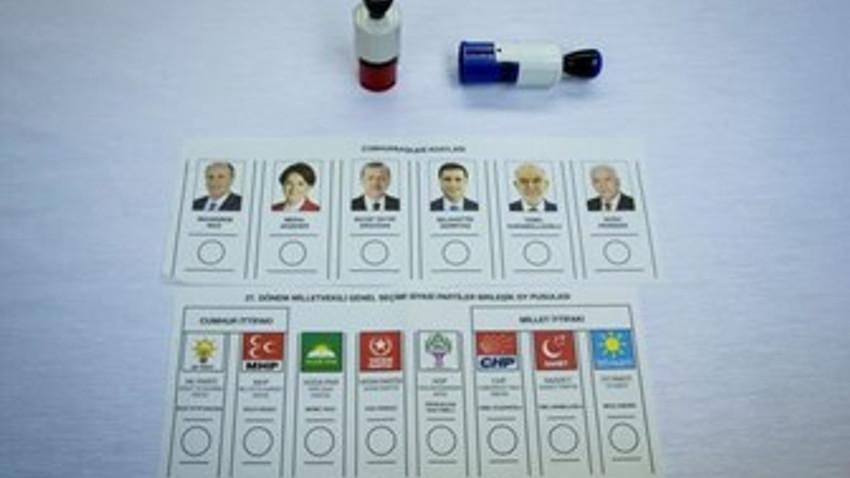 KONDA'dan seçimden önceki son anket! Erdoğan ilk turda seçiliyor, 7 partili bir parlamento oluşuyor!