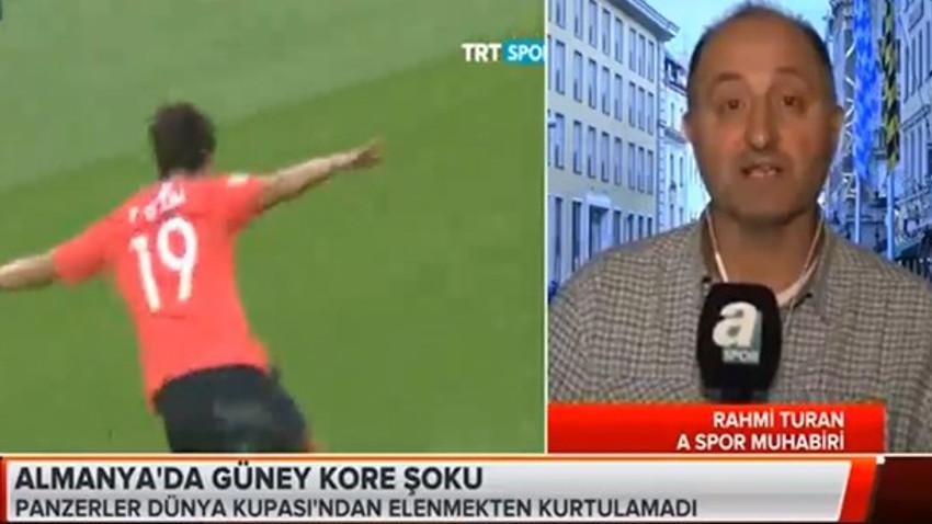 """A Spor muhabirinden skandal sözler: """"Her genç kızın başına..."""""""