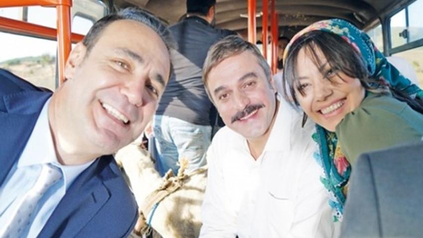 Kalk Gidelim dizisine sürpriz isim! (Medyaradar/Özel)