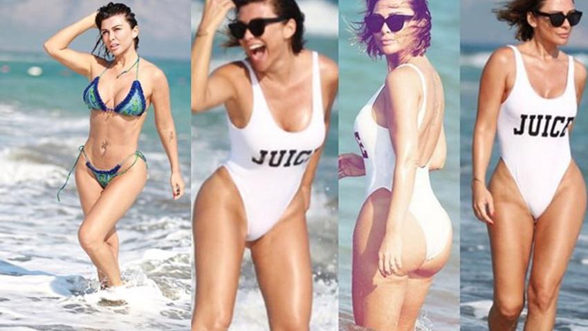 Yerli Kim Kardashian Selen Görgüzel'den olay itiraf: Seksi denmesin diye...