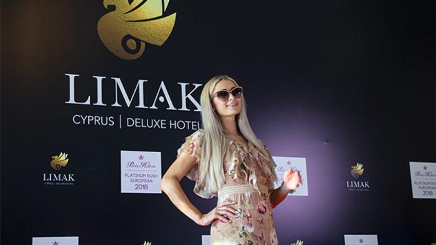 Paris Hilton, Limak Cyprus'ta parti verdi! Kıbrıs'ı salladı!