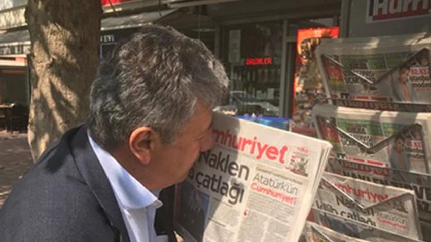 Mustafa Balbay'dan Ahmet Hakan'a: O fotoğrafın bunlarla hiç ilgisi yok!