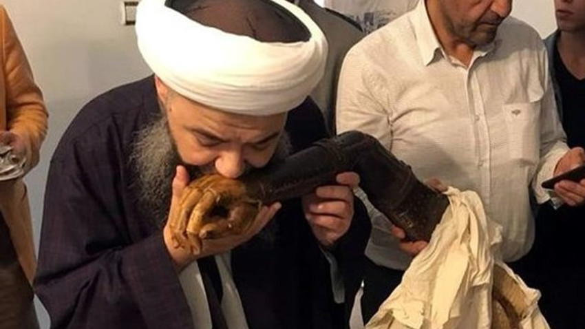 Cübbeli Ahmet'in fotoğrafı sosyal medyayı salladı!