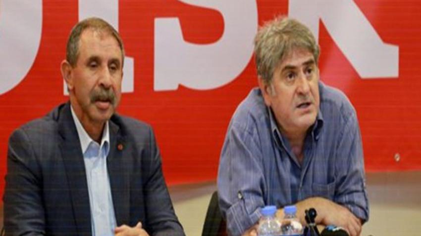DİSK Basın-İş'ten Cumhuriyet yönetimine: İhbarcılığı teşhir etmeye devam edeceğiz
