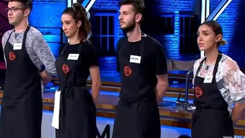 MasterChef Türkiye'de kim elendi? İşte yarışmaya veda eden isim...
